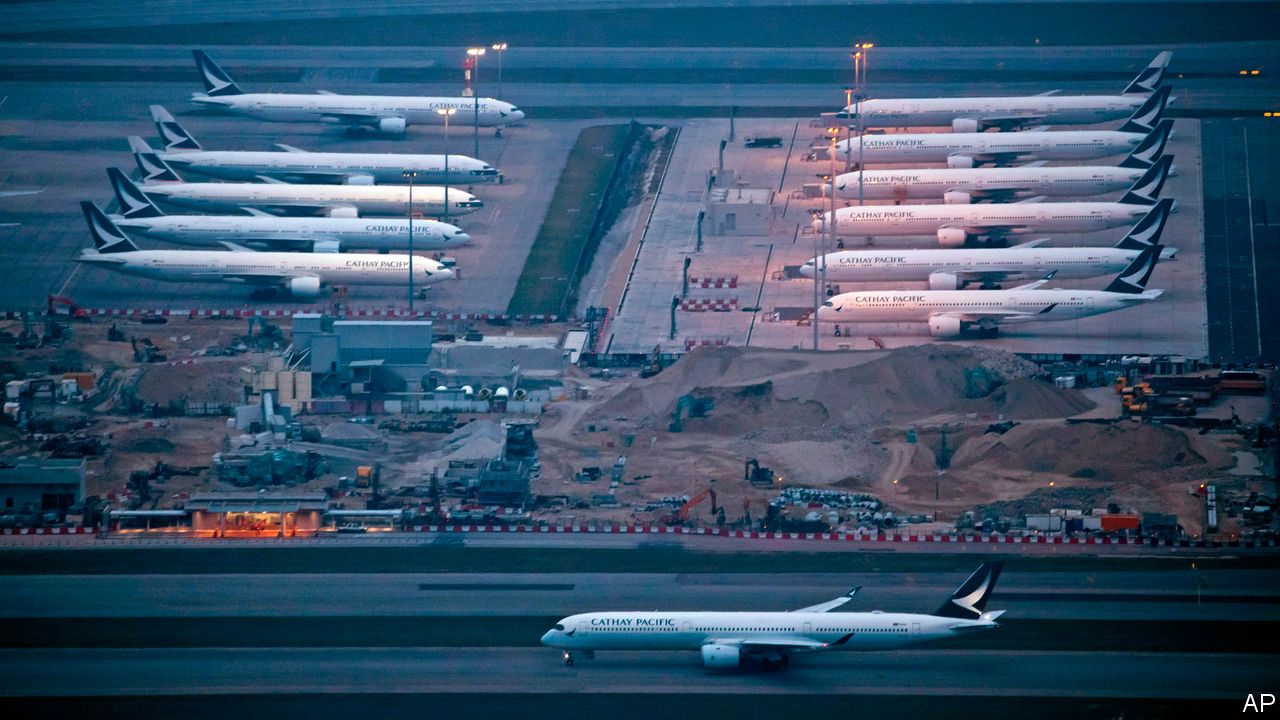 Photo of Airline industry warns of crisis bigger than 9/11 aftermath