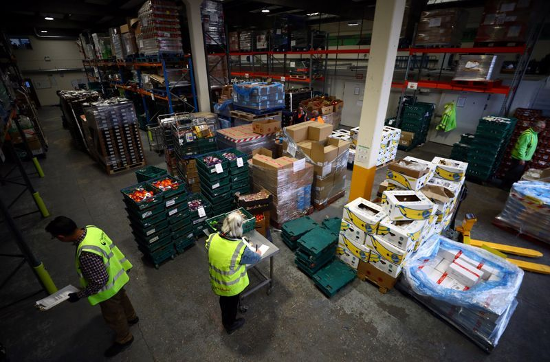 Photo of Britain's food banks prepare for surge in demand as millions lose their jobs