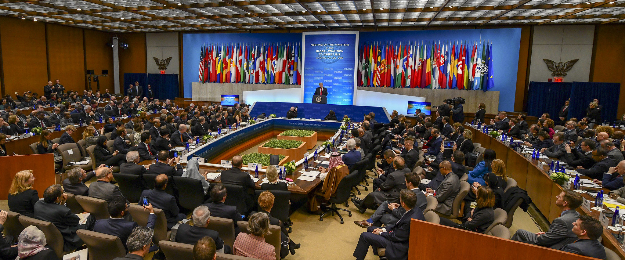 Photo of OPEC+ pushes for global coalition to stem oil rout