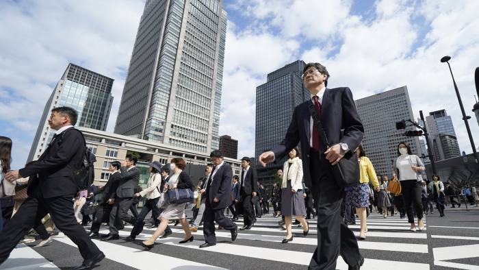 Photo of The global economy just got a $1 trillion infusion from Japan