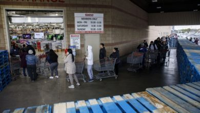 Photo of Costco sales jumped by more than $1.5 billion as coronavirus spread in March