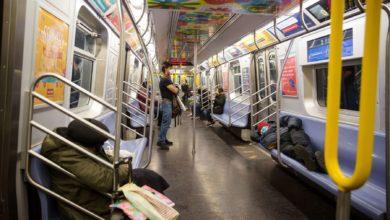 Photo of NYC to Stop Subways Early Every Morning for Virus Cleaning